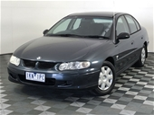 Unreserved 2002 Holden Commodore Executive VX