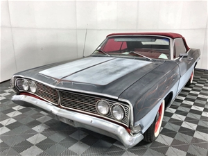 1968 Ford Galaxy 500 Convertible