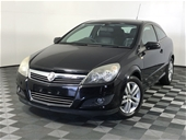 Unreserved 2007 Holden Astra CDX AH Automatic Hatchback