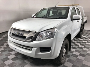 2014 Isuzu D-MAX 4X4 SX Hi-Ride Turbo Di