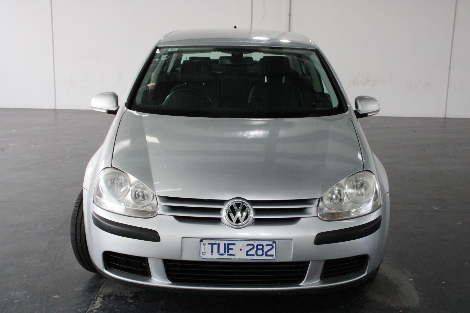 2005 Volkswagen Golf 2.0 TDI Comfortline 1k T/D Automatic Hatchback