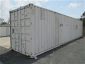 Unreserved Containers, Construction & Workshop Equipment