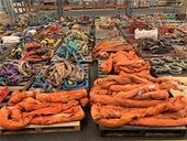 Unreserved Containers, Lifting & Rigging Equipment