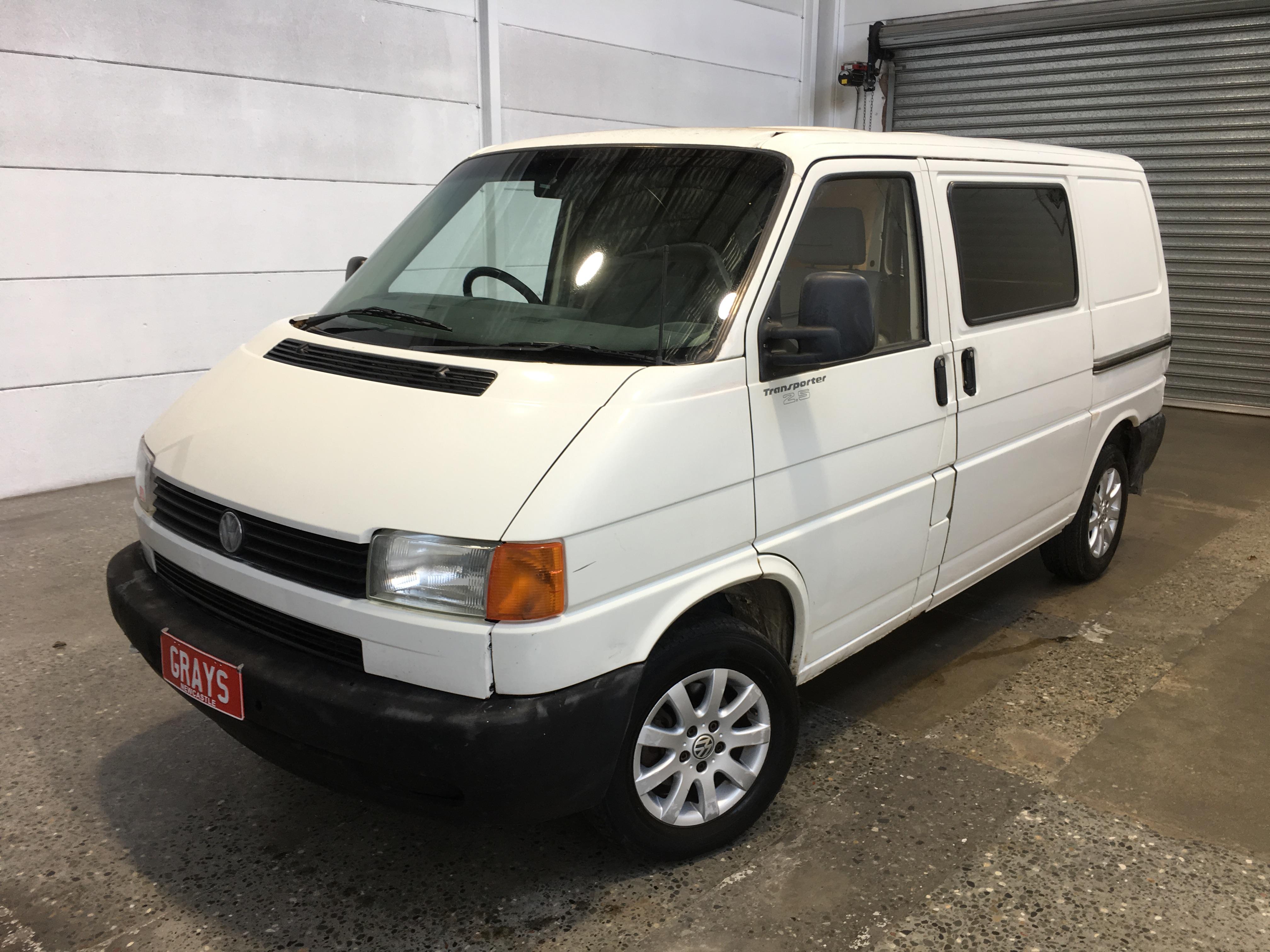 1997 Volkswagen Transporter (SWB) Automatic Van