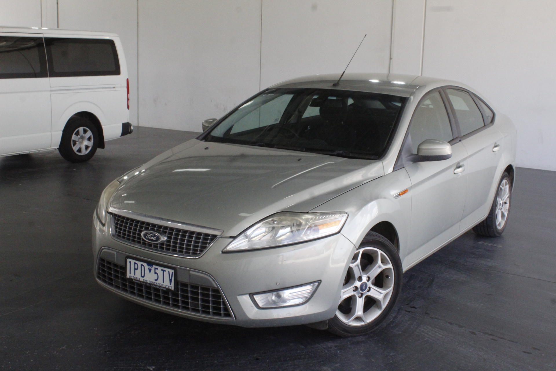 2009 Ford Mondeo TDCi MA Turbo Diesel Automatic Hatchback