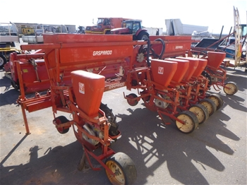 Rotary Hoes, Air Seeder & More