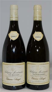 Pack of Assorted Etienne Sauzet French W