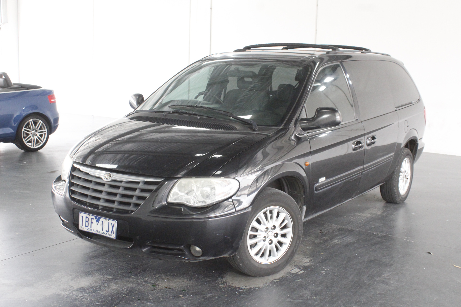 2007 Chrysler Grand Voyager Limited RG Automatic 7 Seats People Mover