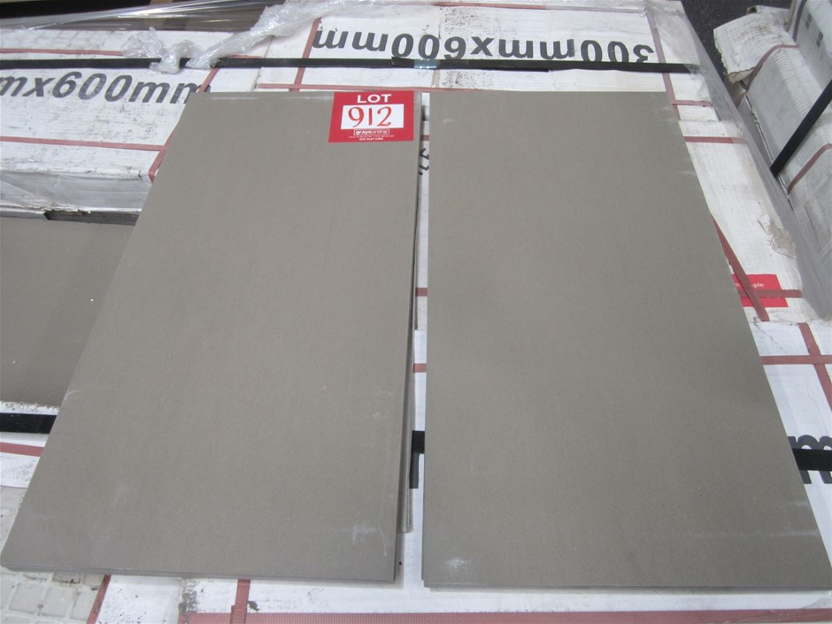 10 boxes of Beaumont Tiles 600mm x 300mm 1st Grade Floor Tiles.