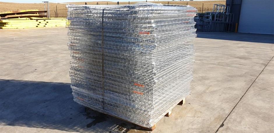 Mesh decks suitable for pallet racking 1250 x 1210mm
