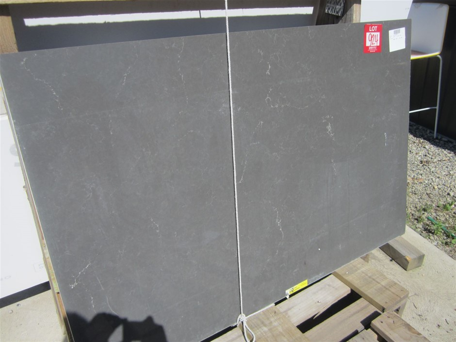 """Piatra Grey"" Caesarstone Benchtop. 1450mm x 950mm x 20mm"