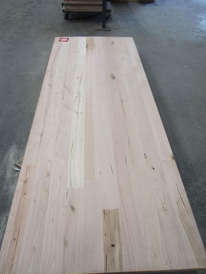 Victorian Ash Benchtop. 2400mm x 900mm x 33mm thick