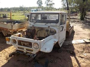 1982 HJ47 Toyota Landcruiser
