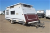 2002 Roadstar Single Caravan Trailer
