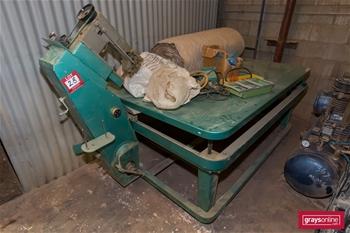 Engineering and Toolmaking Equipment
