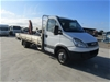 2011 Iveco Daily 3.0 Tray Body Truck