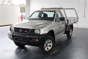 2004 Mitsubishi Triton GLX MK Automatic