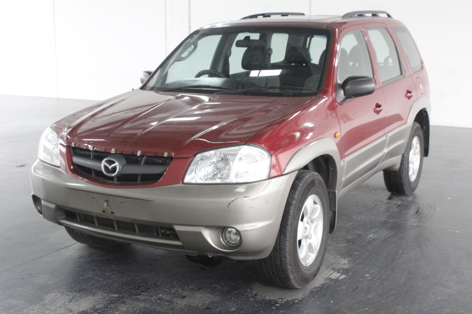 2003 Mazda Tribute Luxury Automatic Wagon