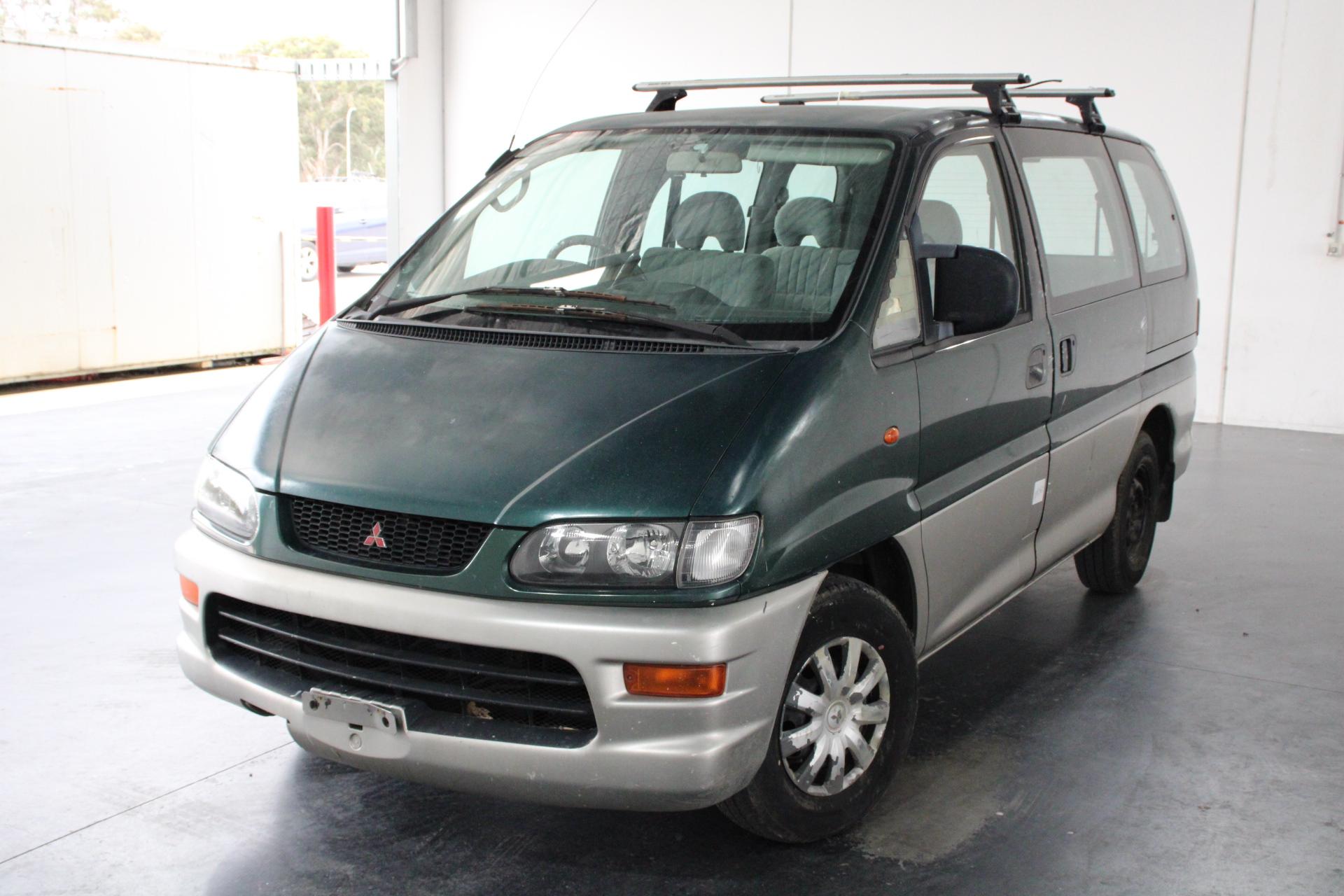 2000 Mitsubishi Starwagon GLX WA Automatic 8 Seats People Mover