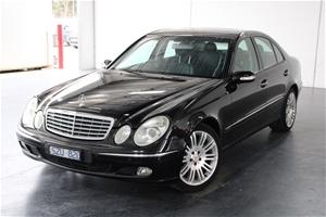 2004 Mercedes Benz E320 Elegance W211 Au