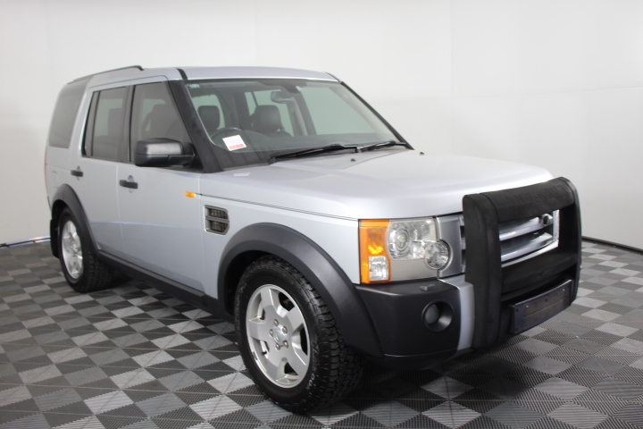 2006 Land Rover Discovery 3 SE Series III T/Diesel Auto 7 Seats Wagon