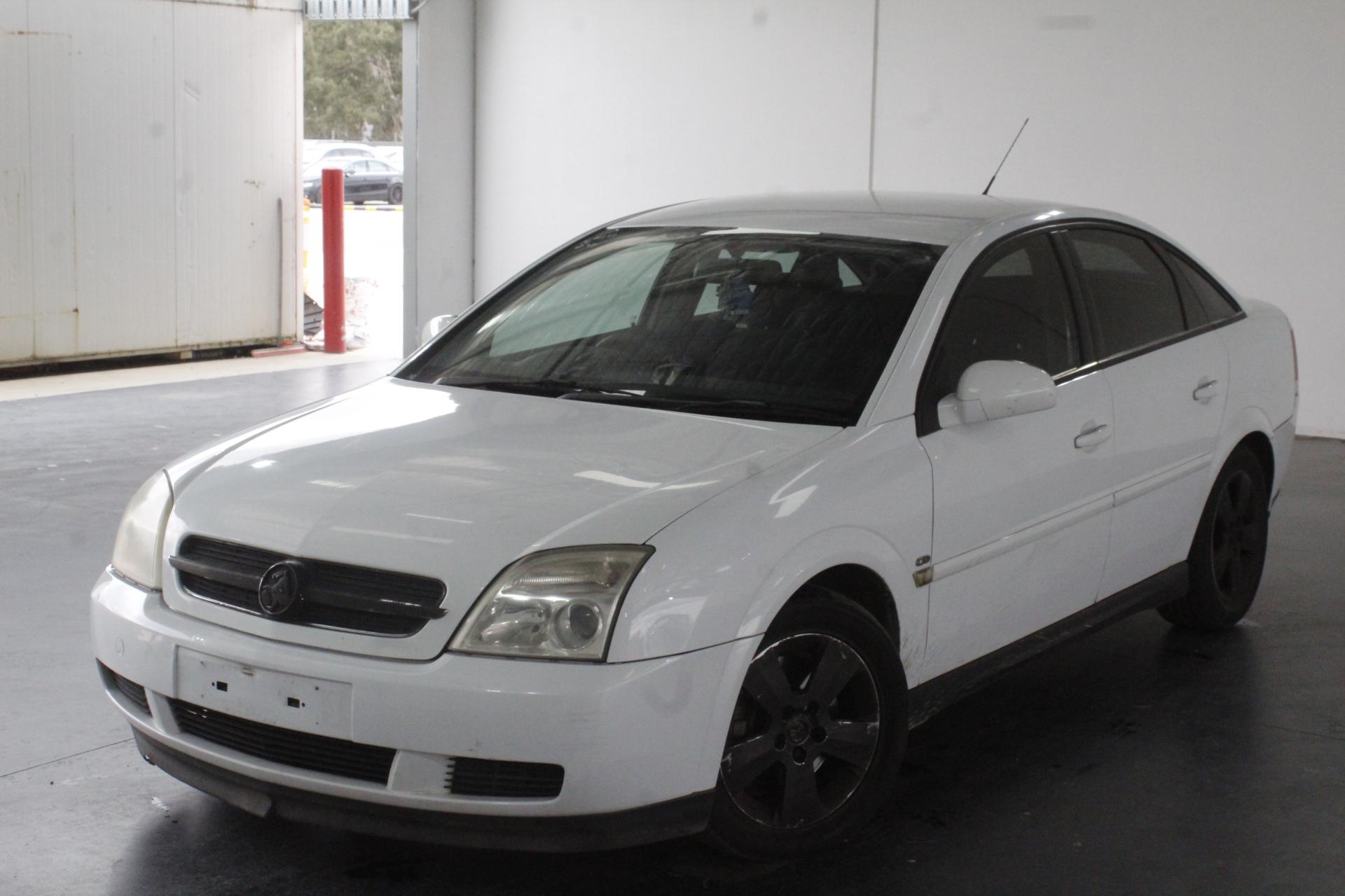 2005 Holden Vectra CDX ZC Automatic Hatchback