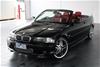 2002 BMW 3 30Ci E46 Automatic Convertible