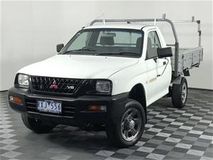 2002 Mitsubishi Triton GLX MK Automatic
