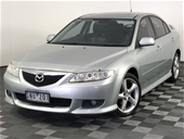 Unreserved 2003 Mazda 6 Luxury Sports GG Automatic