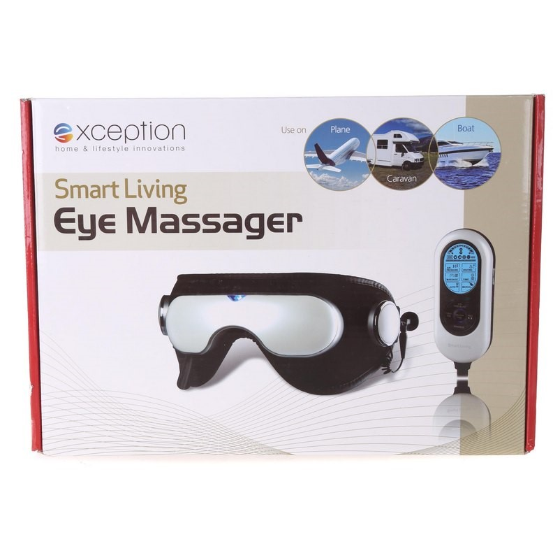 EXCEPTION Smart Living Eye Massager. Buyers Note - Discount Freight Rates A