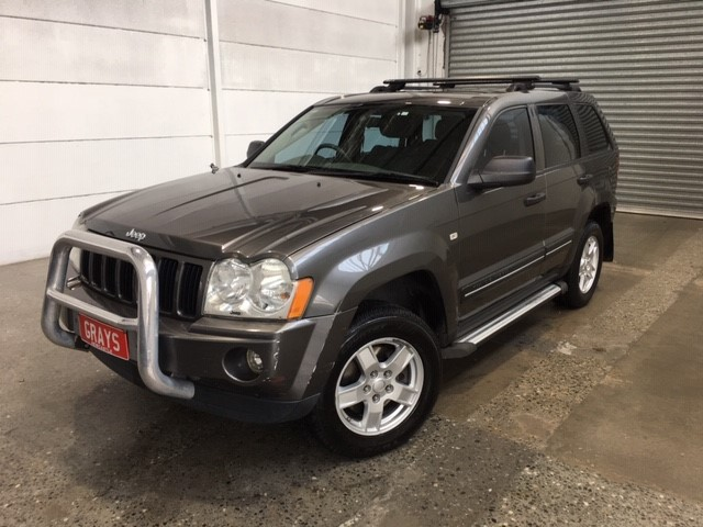 2005 Jeep Grand Cherokee Laredo (4x4) WH Turbo Diesel Automatic Wagon