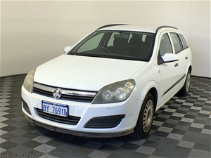 2005 Holden Astra CD AH Manual Wagon