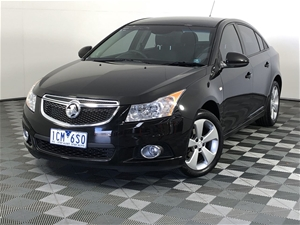 2014 Holden Cruze CD JH Automatic Sedan