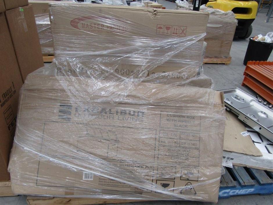 Pallet of Assorted Homewares