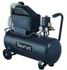 TAURUS 30L Air Compressor w/ 1500W Electric Motor, Dual Gauge Control, Acce