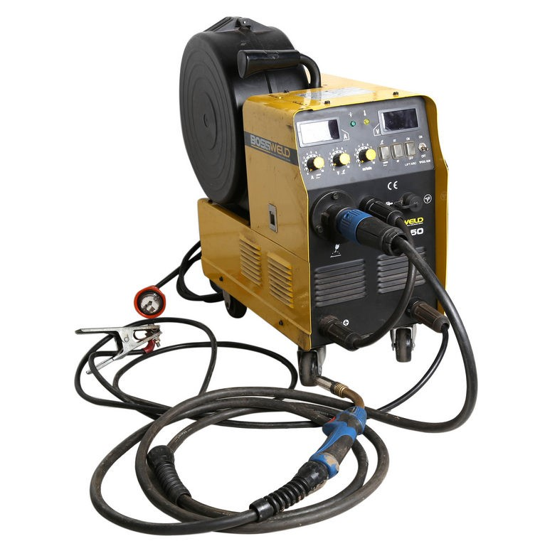 BOSWELD MST250 MIG/ Stick/TIG Welder. N.B. Has been used & not working. (SN
