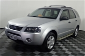 Unreserved 2004 Ford Territory TX (RWD) SX Automatic Wagon
