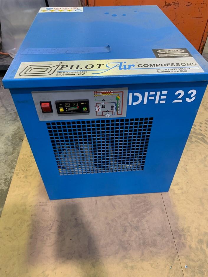 Pilot Air Compressor Dryer