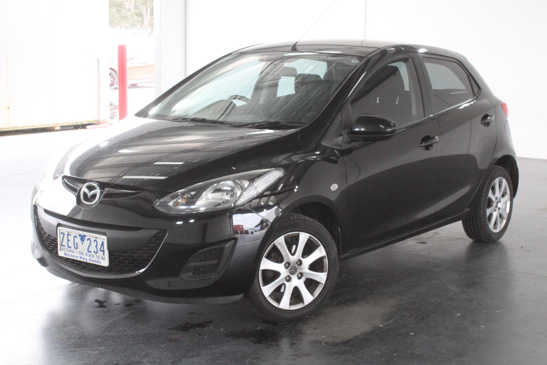 2012 Mazda 2 Neo DE Automatic Hatchback