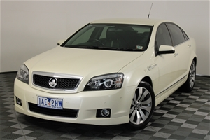 2013 Holden Caprice WN Automatic Sedan
