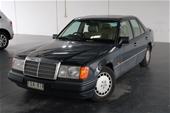 Unreserved 1992 Mercedes Benz 300E Automatic Sedan
