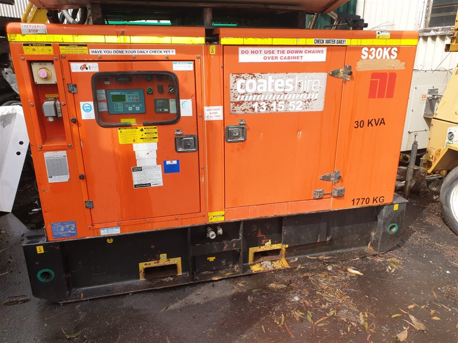 Paromc Generator
