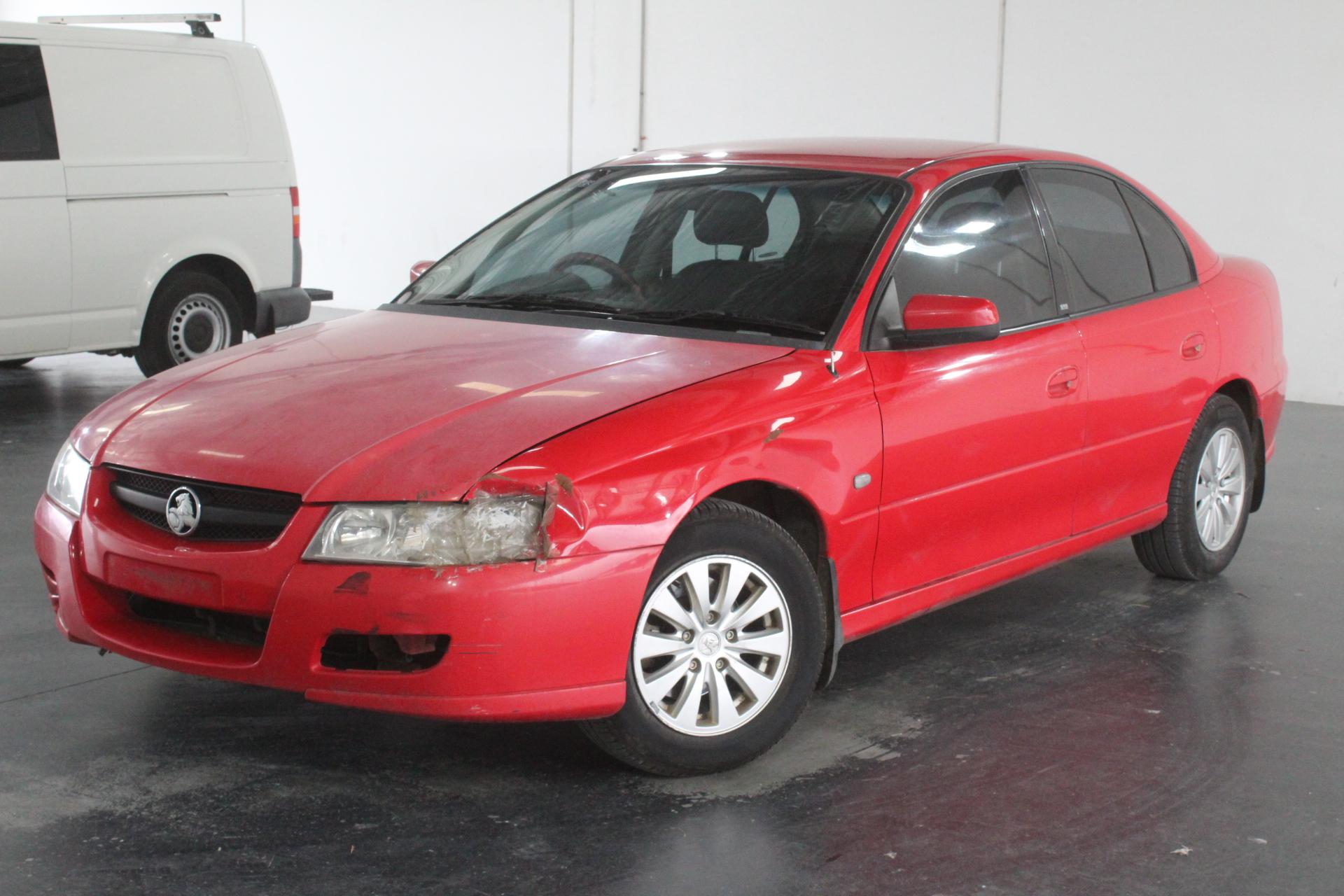 2006 Holden Commodore Acclaim VZ Automatic Sedan