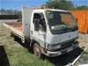 2000 Mitsubishi Canter FE 4 x 2 Tray Body Truck