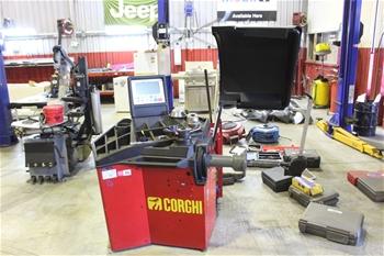 Mechanical and Workshop Equipment