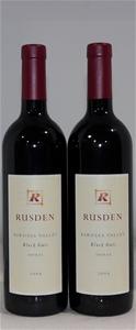 Rusden `Black Guts` Shiraz 2004 (2x 750m