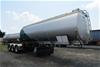 2012 Holmwood Highgate TS40 B-Double Triaxle Fuel Tanker Trailer