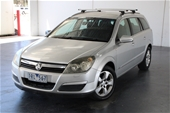 Unreserved 2005 Holden Astra CDX AH Manual Wagon