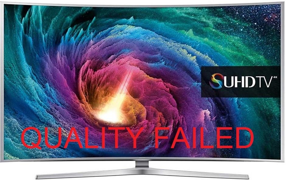 Samsung Series 9 65 inch JS9000 4K SUHD TV
