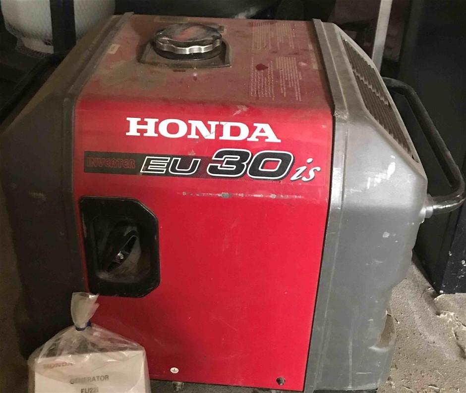 Honda EU30 Inverter Petrol Generator
